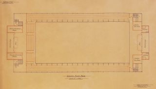 Design For Exhibition Building No. 1 (Sydney)