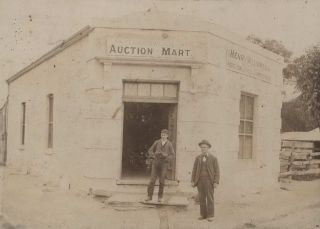 Henry Williamson's Auction Mart, Gawler, South Australia