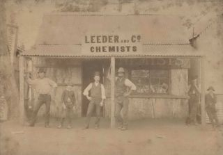 Leeder And Co, Chemists [Temora, NSW