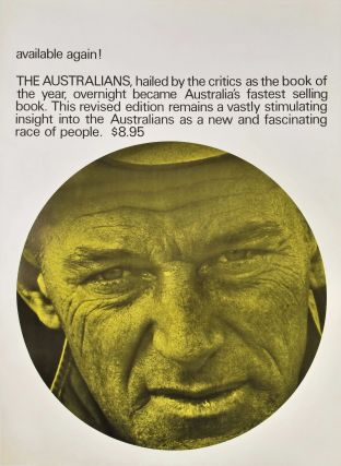 """The Australians"" [Promotional Poster For The Book"