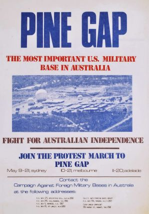 Pine Gap. The Most Important US Military Base In Australia