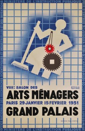 VIIIe Salon Des Arts Menagers [8th Household Arts Fair