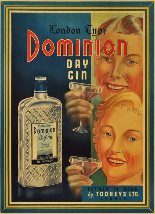 London Type Dominion Dry Gin