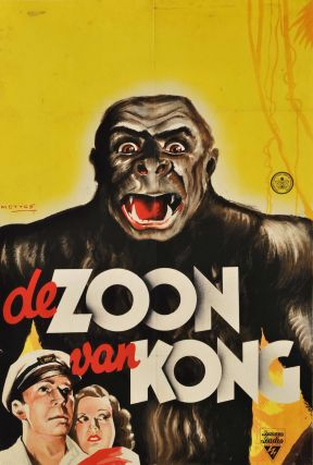 De Zoon Van Kong [Son Of Kong]. Frans Mettes, Dutch