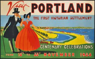 Visit Portland During The Centenary Celebrations. The First Victorian Settlement