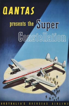 Qantas Presents The Super Constellation