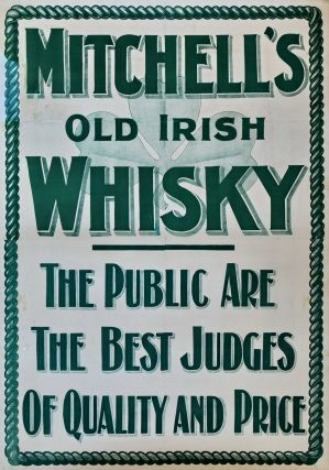 Mitchell's Old Irish Whisky