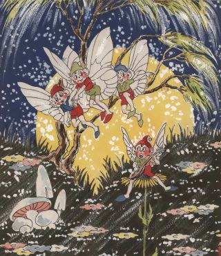 Gnome Fairies]. Anon