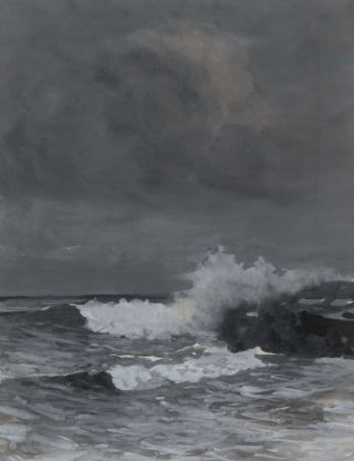 Seascapes]. Attrib. William Lister Lister, Aust