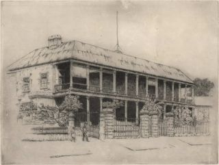 The Sydney Mint. Gayfield Shaw, Aust