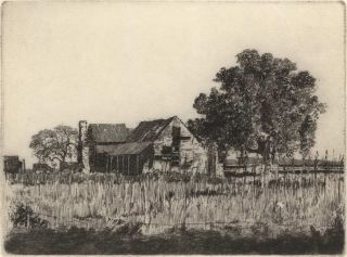 The Windsor Farm [NSW]. Sydney Ure Smith, Australian