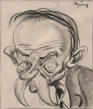 Caricatures]. George Finey, Aust