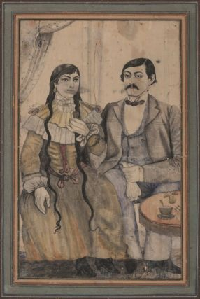 Young Mexican Couple]. Anon
