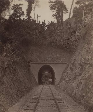 Queensland. No. 1 Tunnel [Dularcha Railway Tunnel