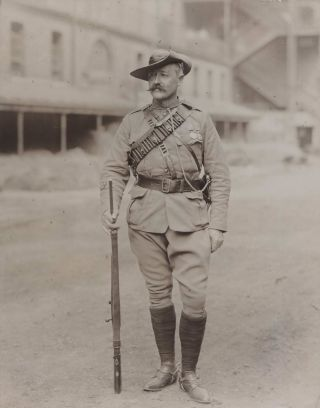 Victorian Mounted Rifles & Rhodesian Horse Volunteer