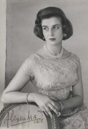 Princess Alexandra, The Honourable Lady Ogilvy]. Cecil Beaton, British