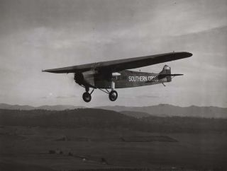 "The ""Southern Cross"" In Flight For The Film ""Smithy""]. Max Dupain, Aust"