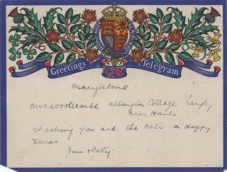 Ephemera From The Collection Of Lord Thomas Horder, Physician To The Royal Household Of The United Kingdom