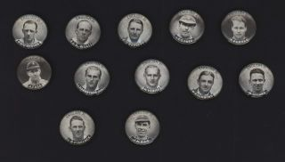 Australian And English Cricket Players Of The Ashes Test Tour