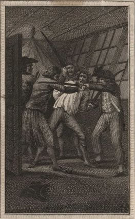 "The Mutineers Turning Lieut. Bligh And Part Of The Officers And Crew Adrift From His Majesty's Ship The ""Bounty"""