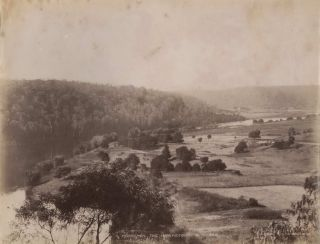 Views Of The Hawkesbury River, NSW]. Charles Kerry, Aust