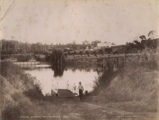 [Views Of The Hawkesbury River, NSW]