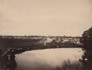 [Views Over The Murrumbidgee River, NSW]