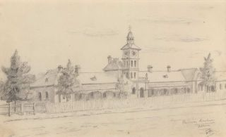 Railway Station, Albury [NSW