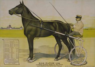 Dan Patch, Champion Harness Horse Of The World