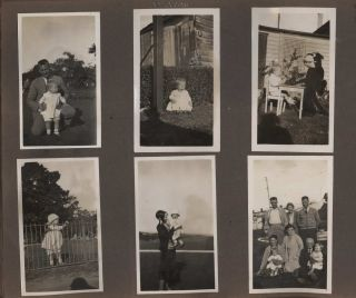 Frank Clune Family Albums