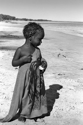 Dressed For The Beach, Bathurst Island, NT. Heide Smith, b.1937 German/Australian