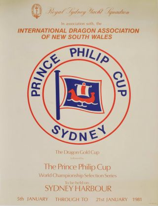 Prince Philip Cup, Sydney [Sailing