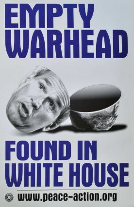 Empty Warhead Found In The White House [President George Bush