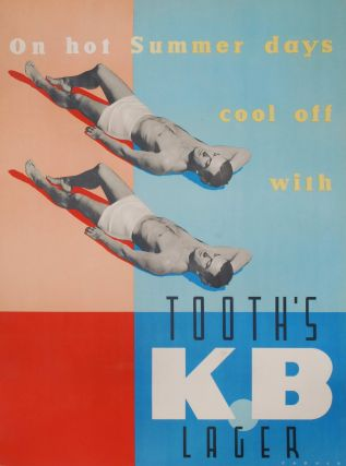On Hot Summer Days Cool Off With Tooth's KB Lager