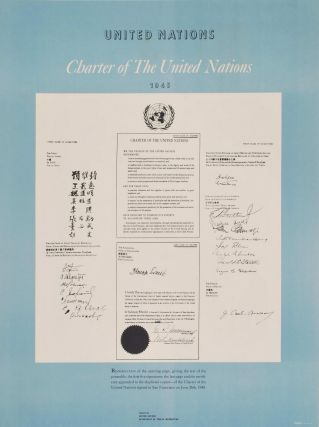 United Nations And UNESCO Posters