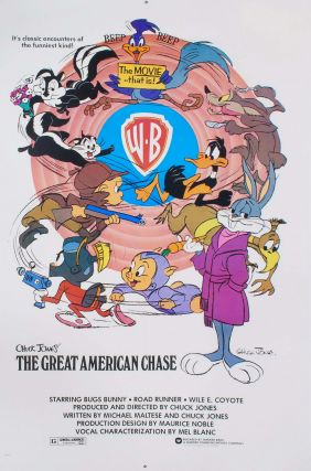 The Great American Chase [The Bugs Bunny/Road Runner Movie]. Chuck Jones, American.
