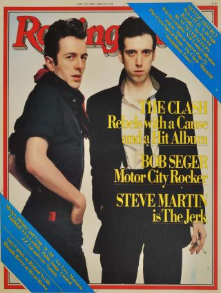 """Rolling Stone"" [The Clash"