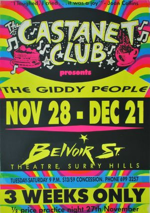 "The Castanet Club Presents ""The Giddy People"""