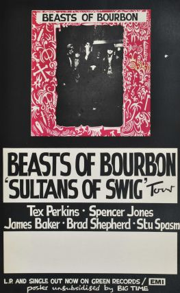 "Beasts of Bourbon ""Sultans Of Swig"" Tour"