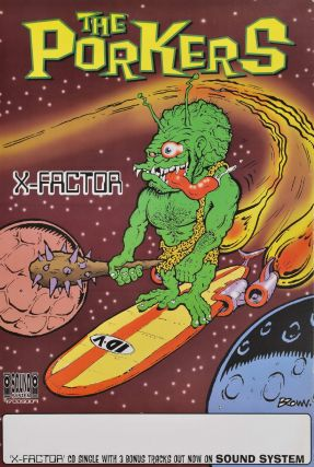 "The Porkers ""X-Factor"""