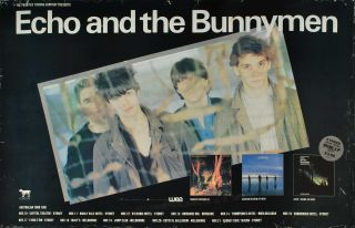 Echo And The Bunnymen [Band