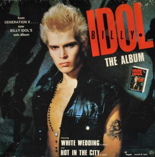 """Billy Idol"", The Album"