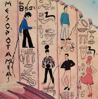 "The B-52s ""Mesopotamia"" [Band"