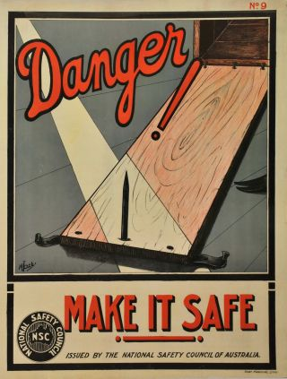 The National Safety Council Of Australia Collection