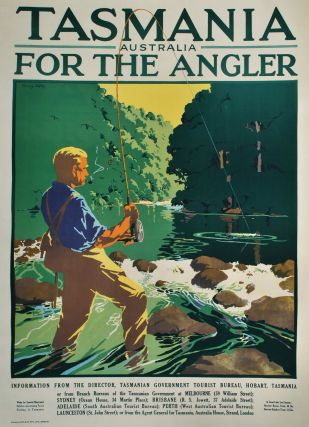 Tasmania, Australia, For The Angler. Harry Kelly, Aust