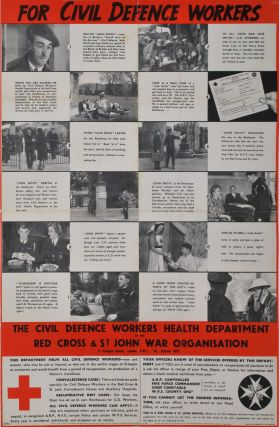 For Civil Defence Workers [WWII