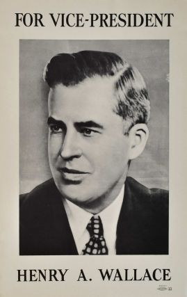 Franklin D. Roosevelt [and] Henry A. Wallace