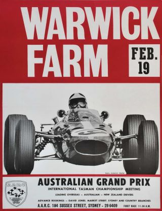 Warwick Farm [Motor Racing, NSW]