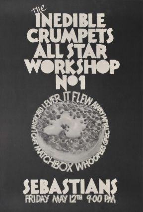 The Inedible Crumpets All Star Workshop No. 1 [Band