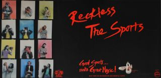 """Reckless."" The Sports [Band"